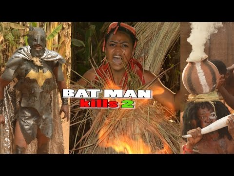 Bat Man Season 2    - 2016 Latest Nigerian Nollywood Movie