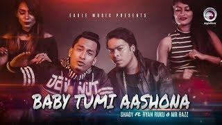 Baby Tumi Ashona | Shagy Ft. Ryan Ruku, MR Razz | Bangla Hip Hop | Bangla R&B | Official Music Video