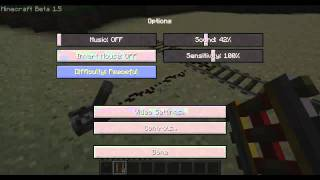 Minecraft 1.5 Update | Booster / Powered Rails & Detector Rails Tutorial