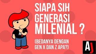 Video Siapa sih yang disebut Generasi Milenial ? (Jenis Generasi, Baby Boomers, Gen X, Gen Y, Xennial,, Z) MP3, 3GP, MP4, WEBM, AVI, FLV Mei 2019