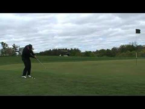 Very Short Chip Shot Tip; #1 Most Popular Teacher on You Tube Shawn Clement