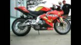 5. Aprilia 2009 RS125 Model Overview