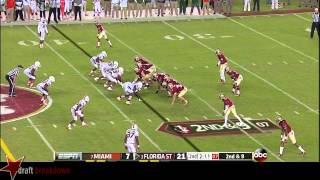 Jameis Winston vs Miami (2013)