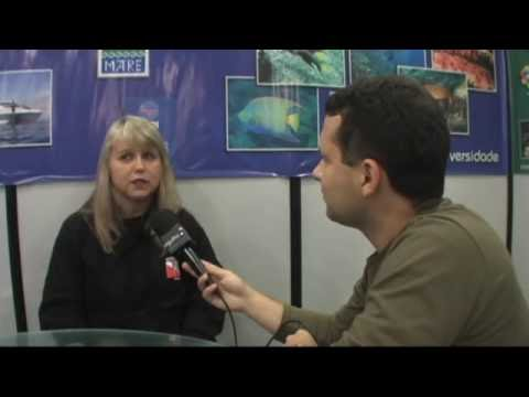 Elsie Orabona fala sobre as operações de mergulho em Ubatuba-SP