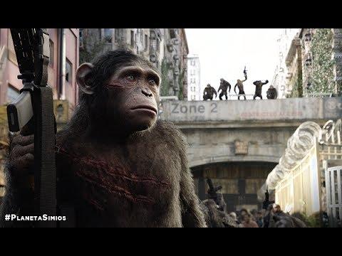 """La Guerra del Planeta de los Simios - """"He Venido A Por Ti""""?>"""