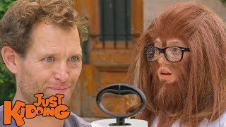 Grow Your Hair Faster PRANK, Just for laughs, Just for laughs gags, Just for laughs 2015