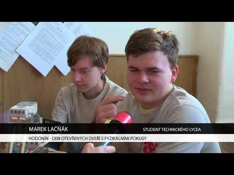 TVS: Deník TVS 14. 12. 2017