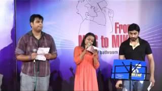 Kabira – Zeena, Sandeep and Vishwajith