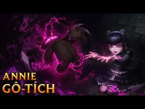 Annie Gô Tích
