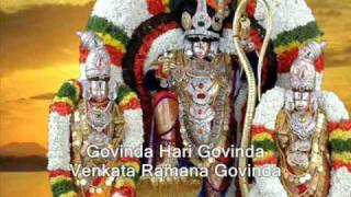 Srinivasa Govinda (Govinda Namavali) With English Subtitles