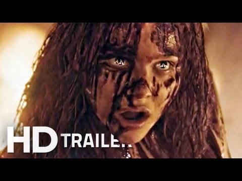 CARRIE Trailer Deutsch German | 2013 Official Film [HD]