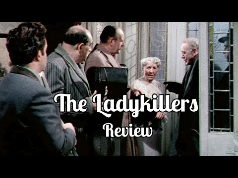 The Ladykillers (1955) Review