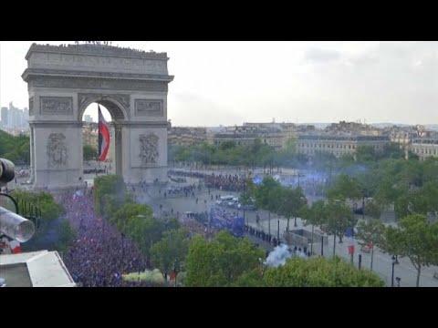 Η Γαλλία ζει το όνειρο!