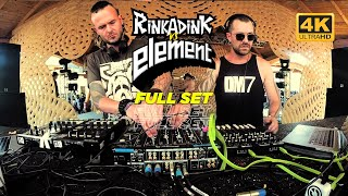 Video Ozora Festival 2017   Rinkadink vs Element   By Up Audiovisual MP3, 3GP, MP4, WEBM, AVI, FLV September 2018