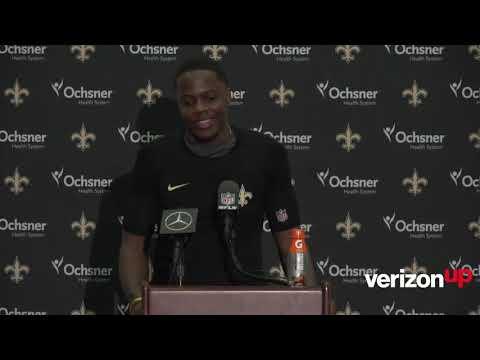 Week 17 Saints vs. Panthers: Postgame Reactions from Teddy Bridgewater