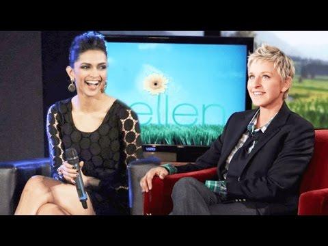 Deepika Padukone on The Ellen Degeneres Show | FIR