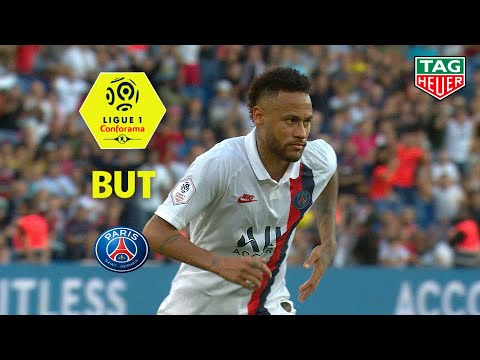 But NEYMAR JR (90' +2) / Paris Saint-Germain - RC Strasbourg Alsace (1-0)  (PARIS-RCSA)/ 2019-20