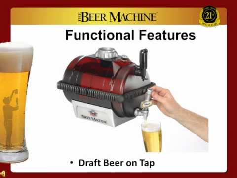 The Beer Machine – Is That Simple!