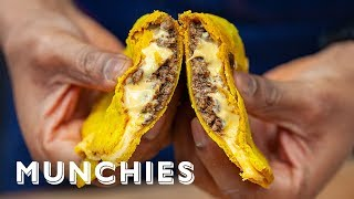 How to Make Jamaican Beef Patties by Munchies