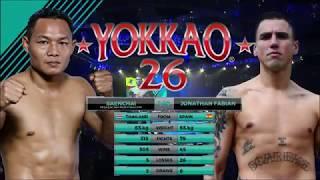 "Video YOKKAO 26: Saenchai PKSaenchaiMuayThaiGym vs Jonathan ""Scarface"" Fabian (65kg) MP3, 3GP, MP4, WEBM, AVI, FLV September 2019"