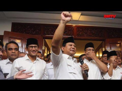 Pintu Masuk RI 1 Untuk Prabowo