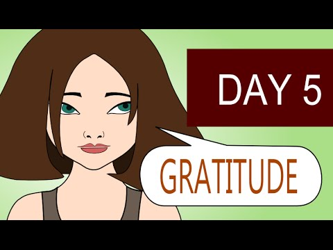 Gratitude Meditation – Influence the Law of Attraction – Day 5