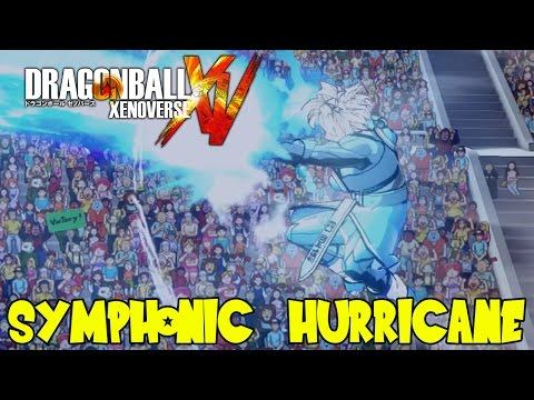 Dragon Ball Xenoverse Ultimate 2v2: Symphonic Hurricane Of Blue Destruction