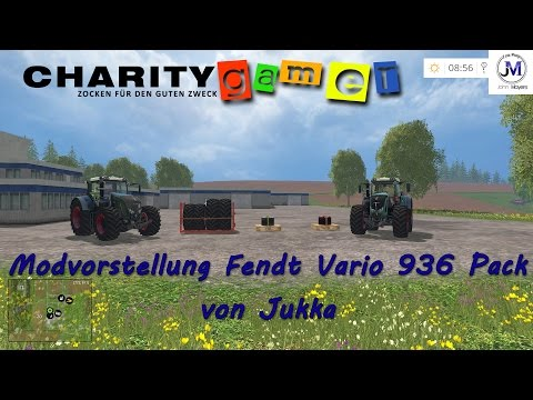 Fendt 936 Vario Pack v2.3