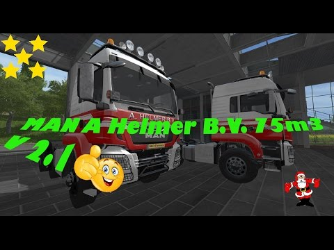 MAN A Helmer HKL v2.2