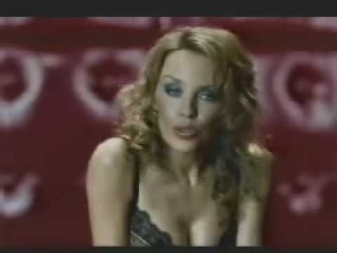 Comedy Video Lingerie Banned Commercial Kylie Minogue