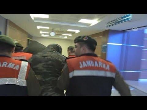 Κινητικότητα στο ζήτημα των δύο Ελλήνων στρατιωτικών