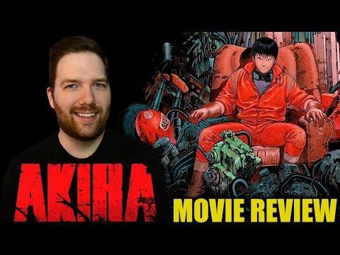 Akira - Movie Review