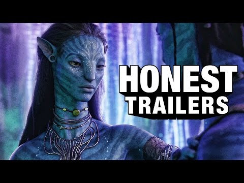 avatar - Keeping movies honest ▻ http://bit.ly/HonestTrailerSub In a world designed by fat computer programmers, comes James Cameron's Avatar: a 3-hour cartoon about ...