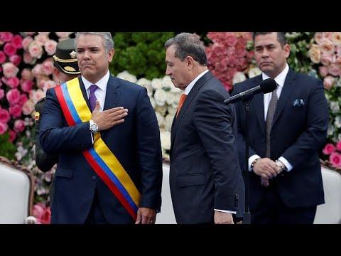 Kolumbien: Konservativer Ivan Duque mit 42 neuer Präsid ...