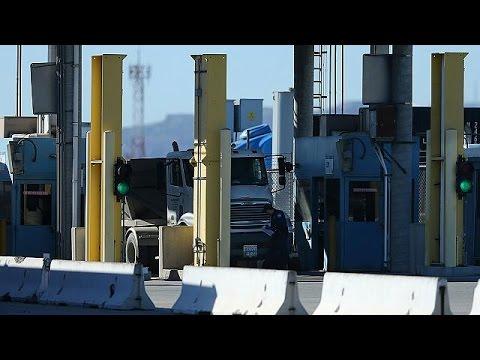 HΠΑ-Μεξικό: Προσπάθειες για αποκλιμάκωση της έντασης