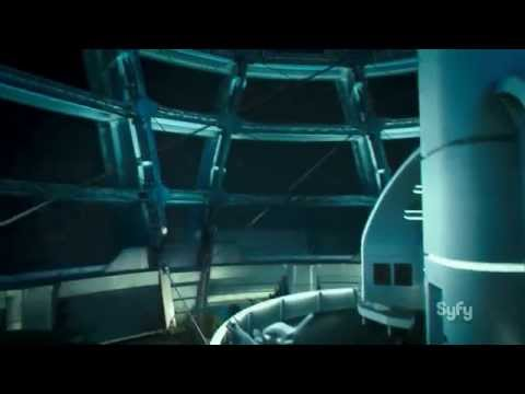 Ascension Syfy Tv Show minute 5, episode 1 intro
