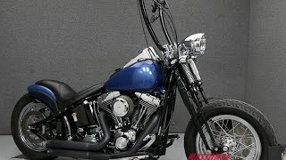 7. 2005 HARLEY DAVIDSON FLSTSCI SOFTAIL SPRINGER CLASSIC  - National Powersports Distributors