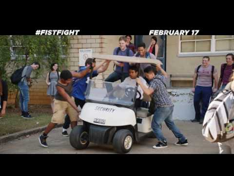 Fist Fight (TV Spot 'Crazy')