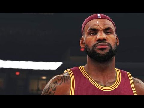 NBA - NBA 2K15 trailer shows LeBron James Cleveland Cavaliers (PS4/Xbox One) Subscribe ▻ http://bit.ly/GamesHQMedia.