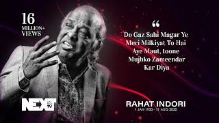 Video 13. Rahat Indori - Hamari Association Mushaira - Dubai 2012 MP3, 3GP, MP4, WEBM, AVI, FLV Oktober 2018