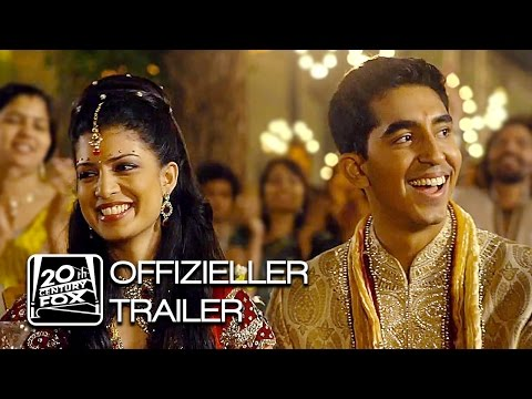 Best Exotic Marigold Hotel 2 | Trailer #2 | Deutsch HD