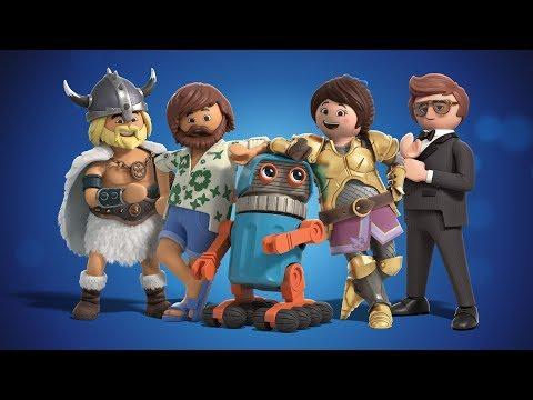 Playmobil: The Movie - tizer-treyler