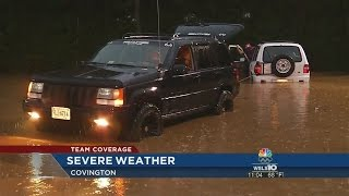 Covington (VA) United States  city photos gallery : Covington Flooding