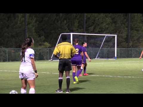 GC Soccer Highlights vs. North Alabama