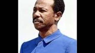 Mengistu Hailemariam's First Interview After Leaving For Zembabwe Video 1 Of 3.wmv