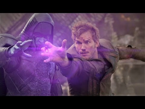 Guardians of The Galaxy Vol 1 - Quill's Return And The Final War Begins
