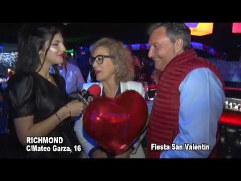 DISCOTECA RICHMOND SAN VALENTIN 2020