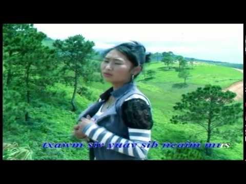 Ntxoo Vaj - Sij Hawm Nyob (Hmong Christian Song) (видео)