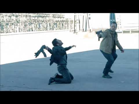 NCIS Los Angeles 9x23/9x24 - Sam is Shot