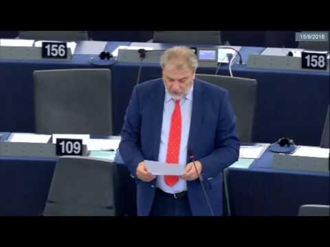 Ο Νότης Μαριάς φέρνει ξανά στην Ευρωβουλή το ζήτημα της αποζημίωσης των απολυμένων της Ηλεκτρονικής Αθηνών